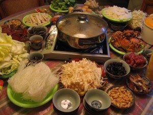 Chinese Hot Pot In Melbourne By Xuanxuan Xu Homemade Chinese Food Chinese Food Buffet Hot Pot