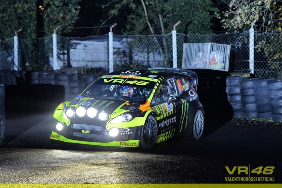 Monza Rally Show 2013 #vr46