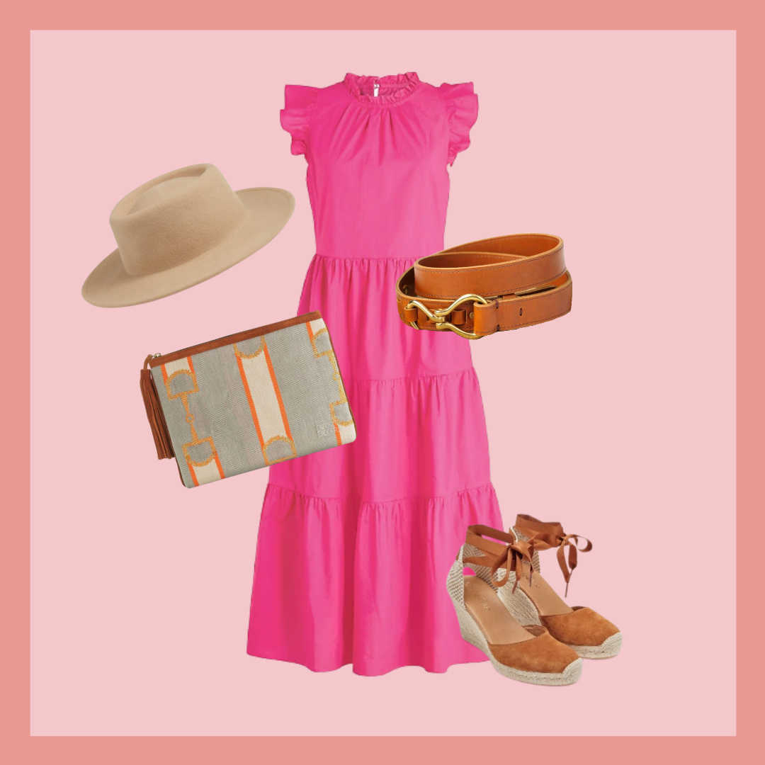 You'll be the most stylish tourist in the city when you pair your clutch with these fabulous pieces. Pair the Bit by Bit Clutch with a hot pink dress and you are good to go! #wkndwyfr #wknding #ootd #whowhatwearing #resortstyle #resortwear #luxuryresortwear #travel #instatravel #travelgram #wanderlust #adventure #explore #vacation #traveling #trip #igtravel #style #fashion #lifestyle