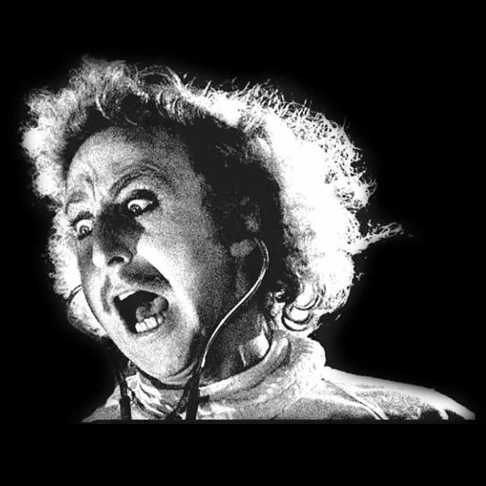 Gene Wilder in Young Frankenstein as Dr. Frederick ...