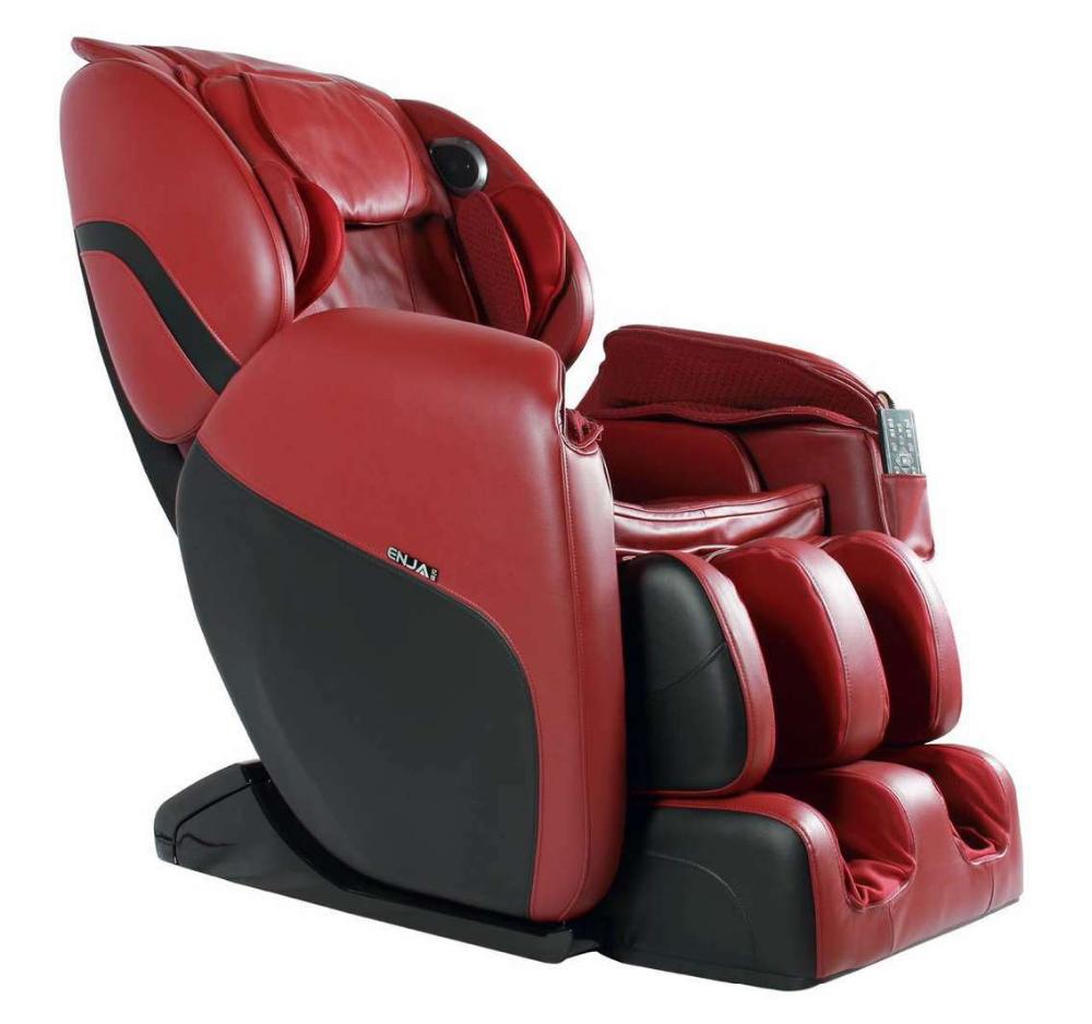 Red Osim Dubai Massage Chair Foot Spa Vending Masage Chair