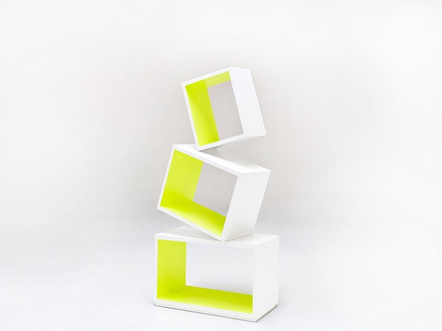 Balancing Block #Shelf designed by Malagana ($929) Milo