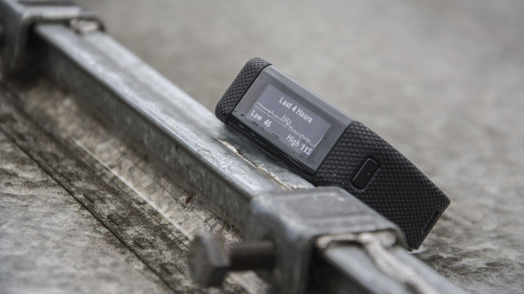 Garmin's Vivosmart HR+ fitness band has it all, and while