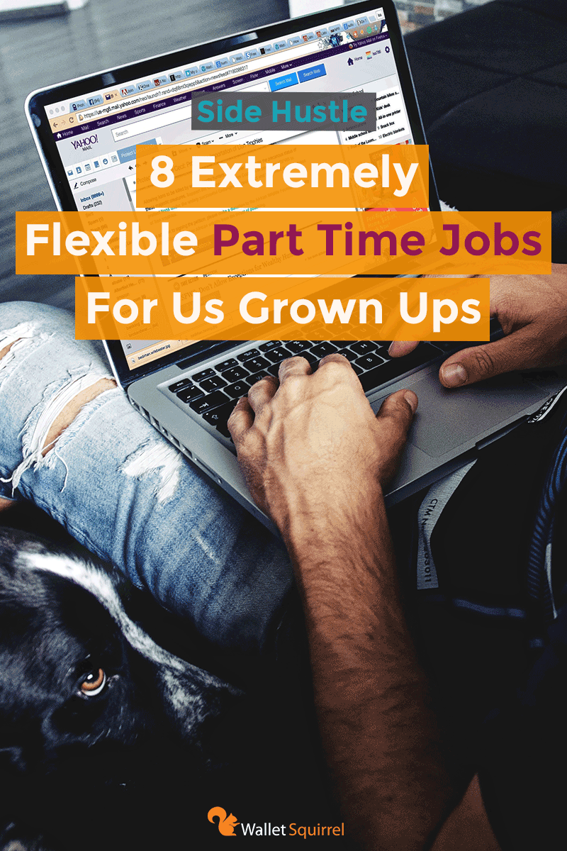 Part-Time Jobs for Grown-Ups