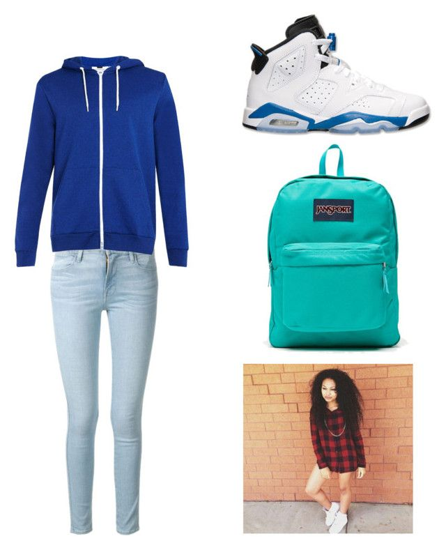 """""""Simple Blue """" by callmejazzy on Polyvore"""
