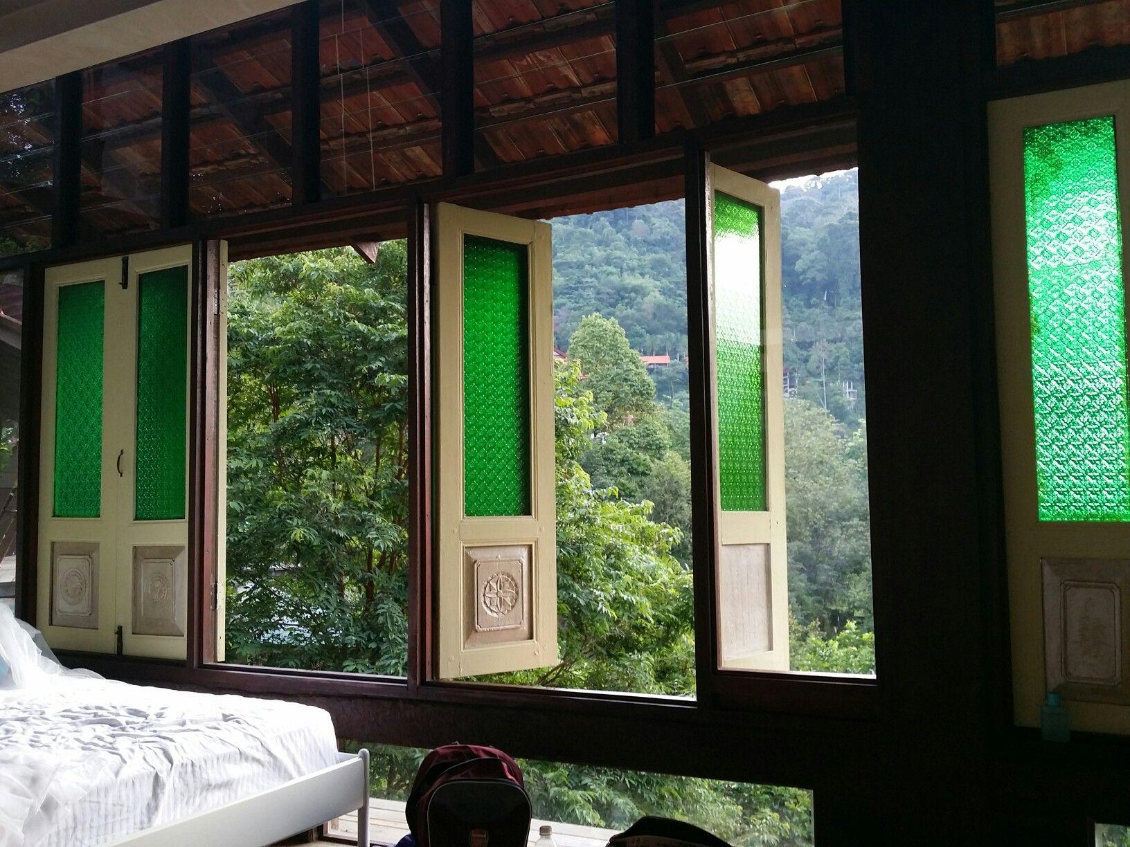 Amazing View from Teratak Bonda Villa