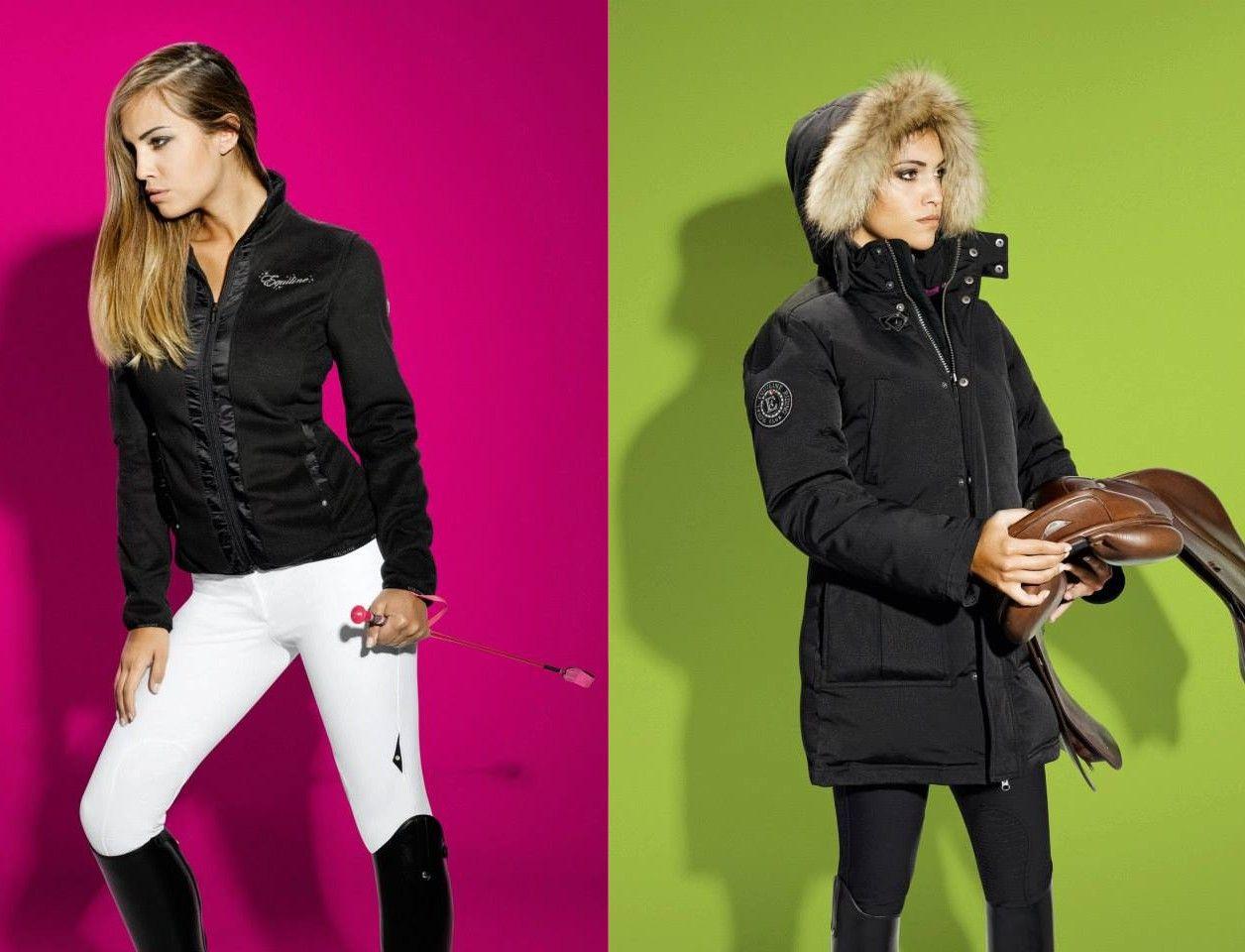 www.pegasebuzz.com | Equestrian Fashion : Equiline fall-winter 2013