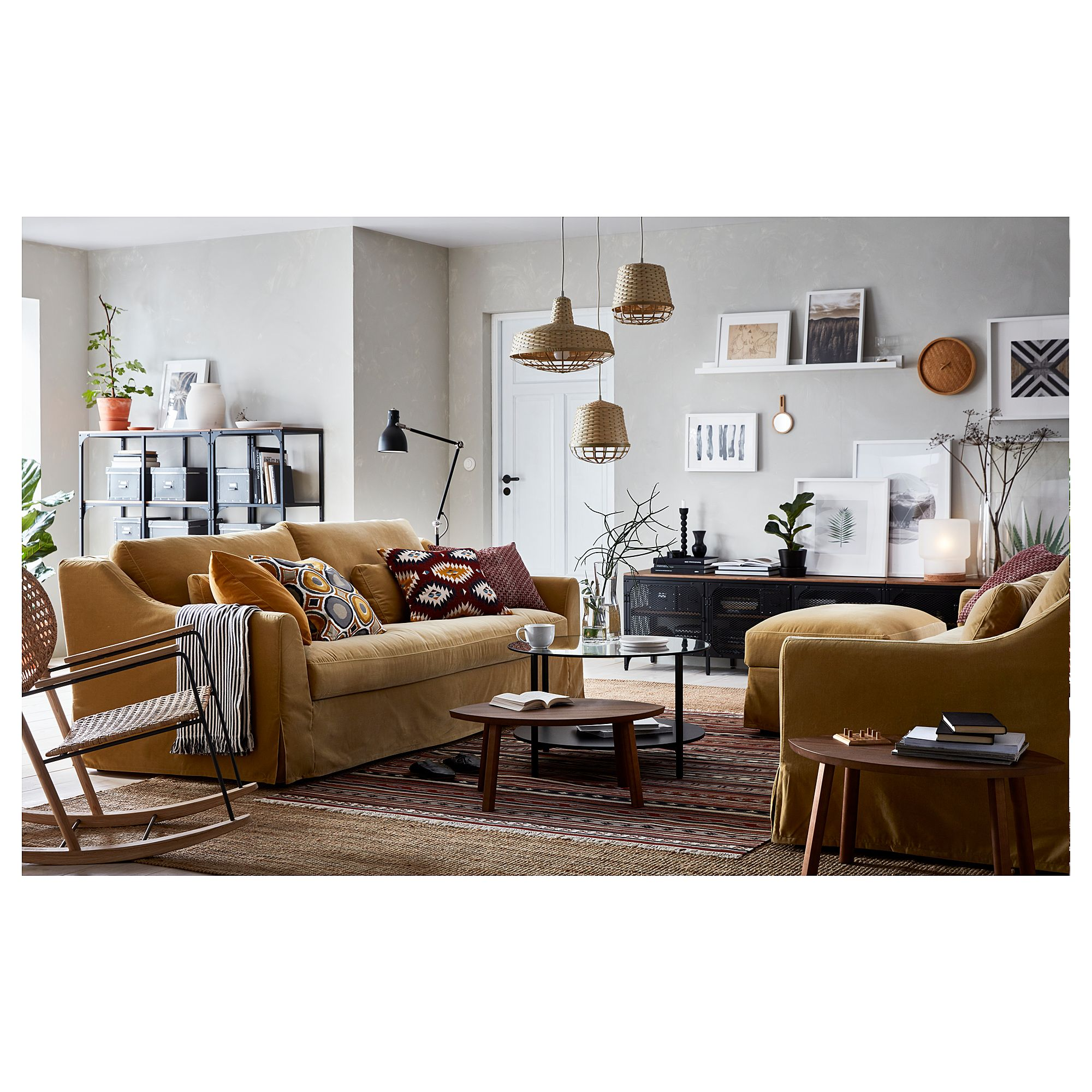 US Furniture and Home Furnishings Living room leather