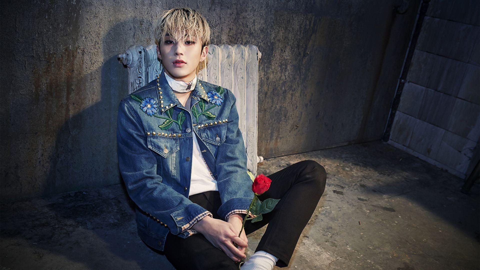 Desktop Wallpaper / B.A.P 비에이피 MoonJongup 문종업 Jongup 종업 | Wallpaper K-POP Boys Full HD ...