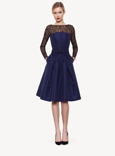 6bc31ddde34 Carolina Herrera gives us her input on how Mother of the Bride dresses have  changed