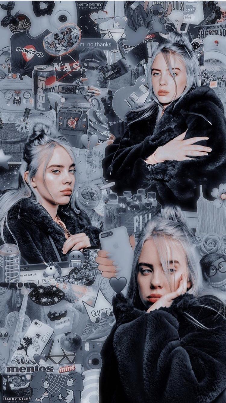 Isn't it lovelyy♡ Billie, Billie eilish, Cute wallpapers