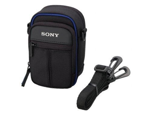 Sony LCSCSJ Soft Carrying Case for Sony S, W, T, and N Series Digital Cameras - http://yourperfectcamera.com/sony-lcscsj-soft-carrying-case-for-sony-s-w-t-and-n-series-digital-cameras/