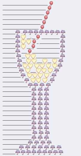 Emoji Art Text Message Art Love Emoji Art