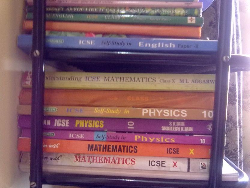 Icse Board Book