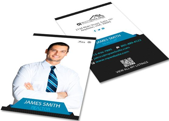 Creative real estate business card template modern business cards creative real estate business card template modern business cards realtor business cards real flashek Images