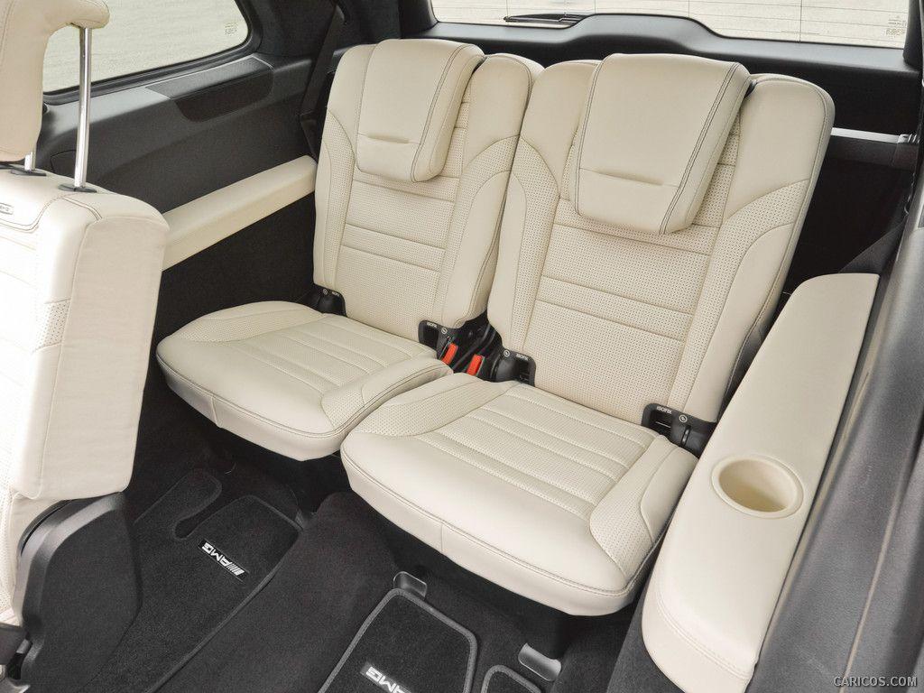 2013 Mercedes Benz Gl63 Amg Third Row Seats Interior 1024x768