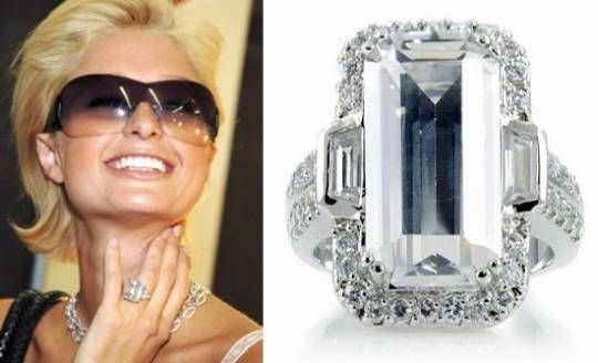 Biggest Engagement Ring Ever 29 Engagement Rings Pinterest