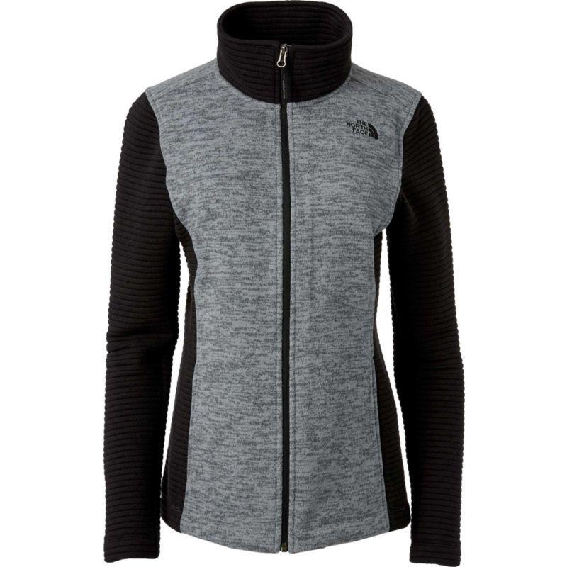 1ae3300e7 The North Face Women's Indi Full Zip Fleece Jacket, Size: Medium ...