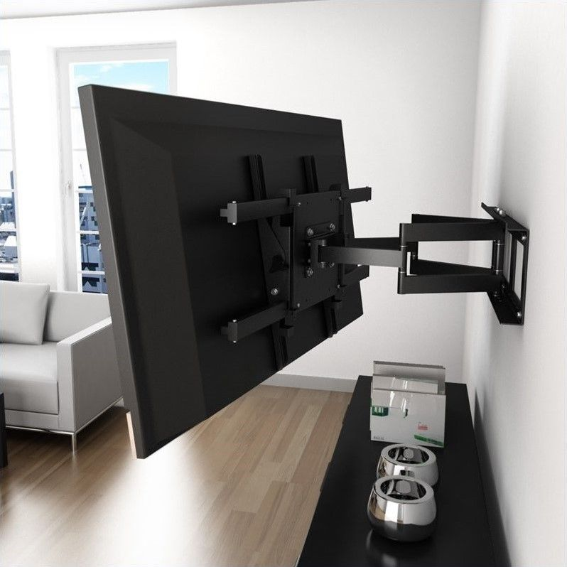Creative And Modern Tv Wall Mount Ideas For Your Room Wall Mounted Tv Tv Wall Mount Bedroom Tv Wall