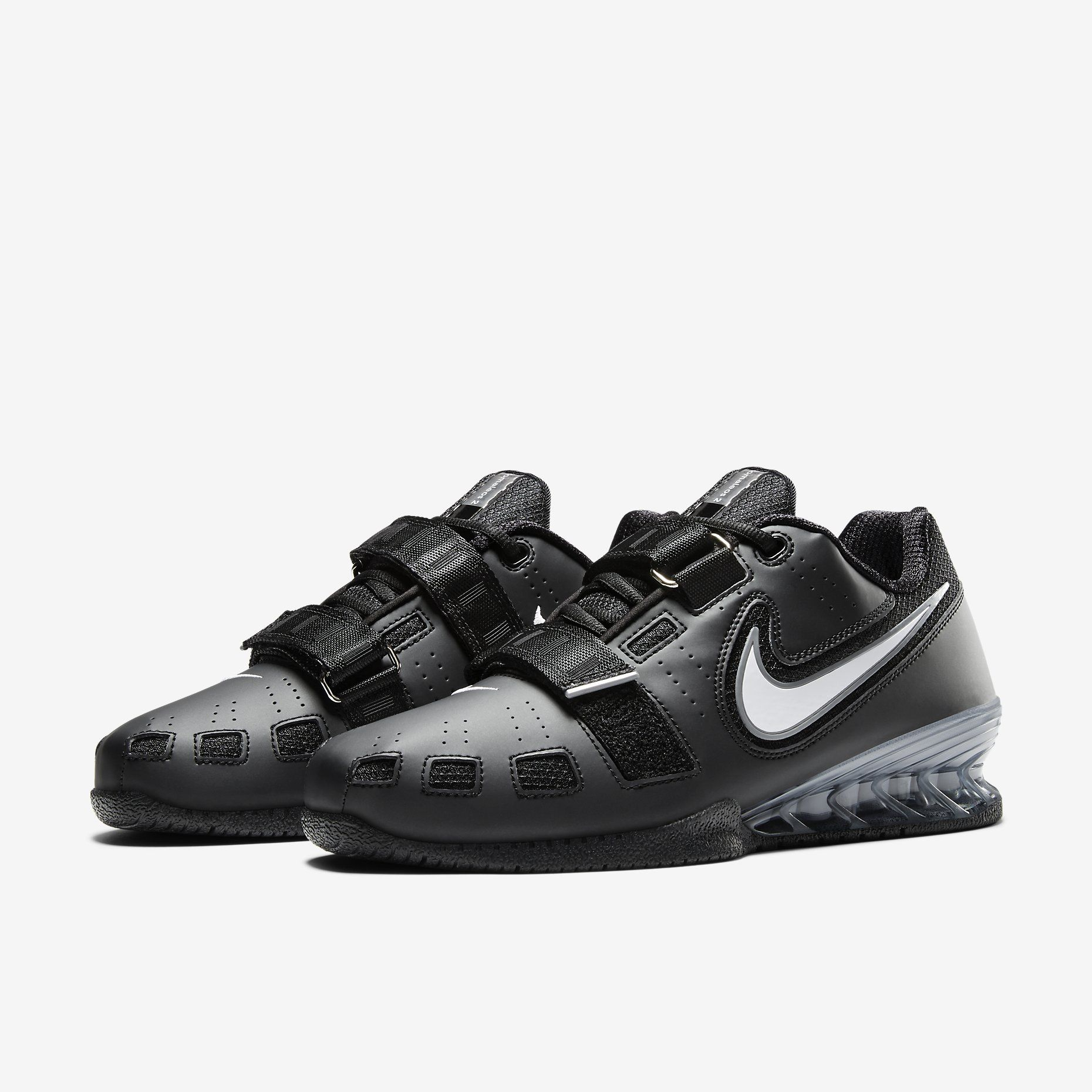 big sale ac73d f661d Nike Romaleos 2   Wear   Weight lifting shoes, Shoes, Black shoes