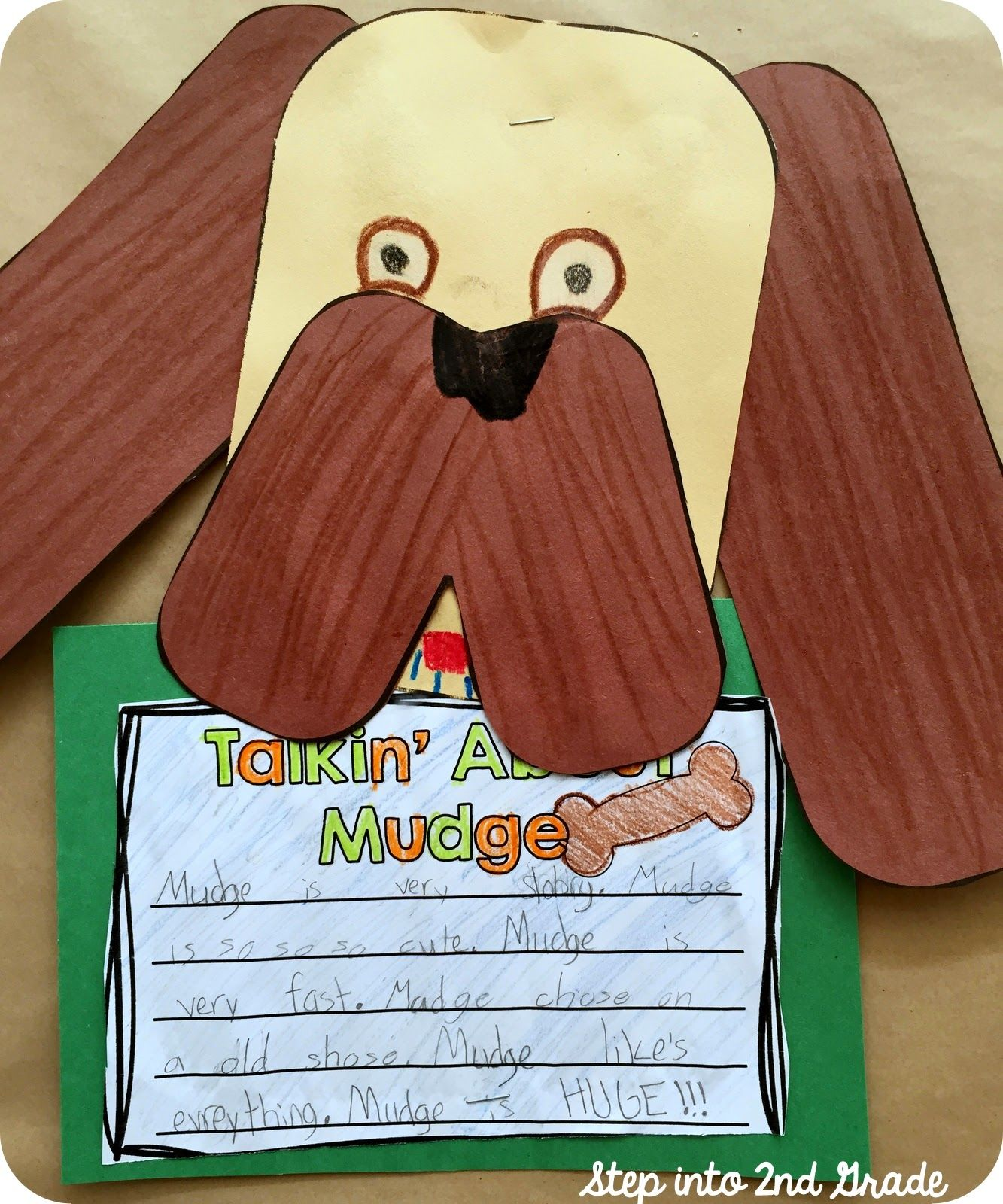 henry and mudge craft | classroom crafts | pinterest | reading
