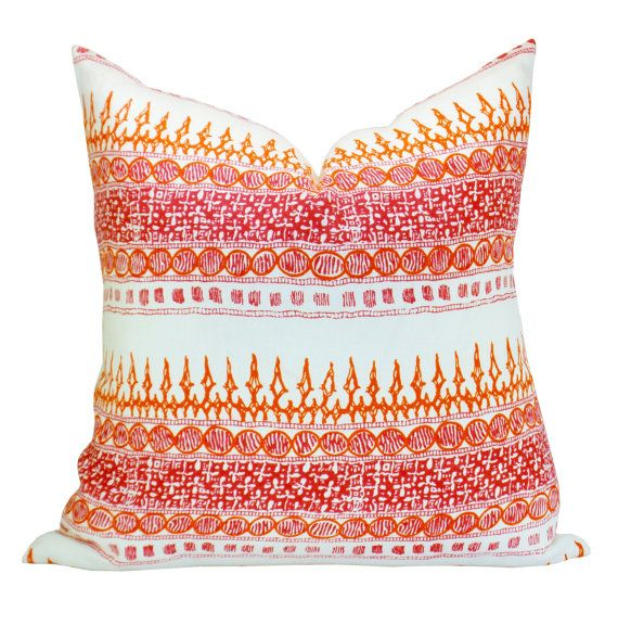 this listing is for one algiers lotus pillow cover description designer john robshaw textiles