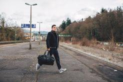 Wir haben für das Münchener #Taschenlabel #SOUVE das Lookbook für 2015 produziert.   #Germany #Taschen #Männertaschen #Accessoires #Streetstyle #Run