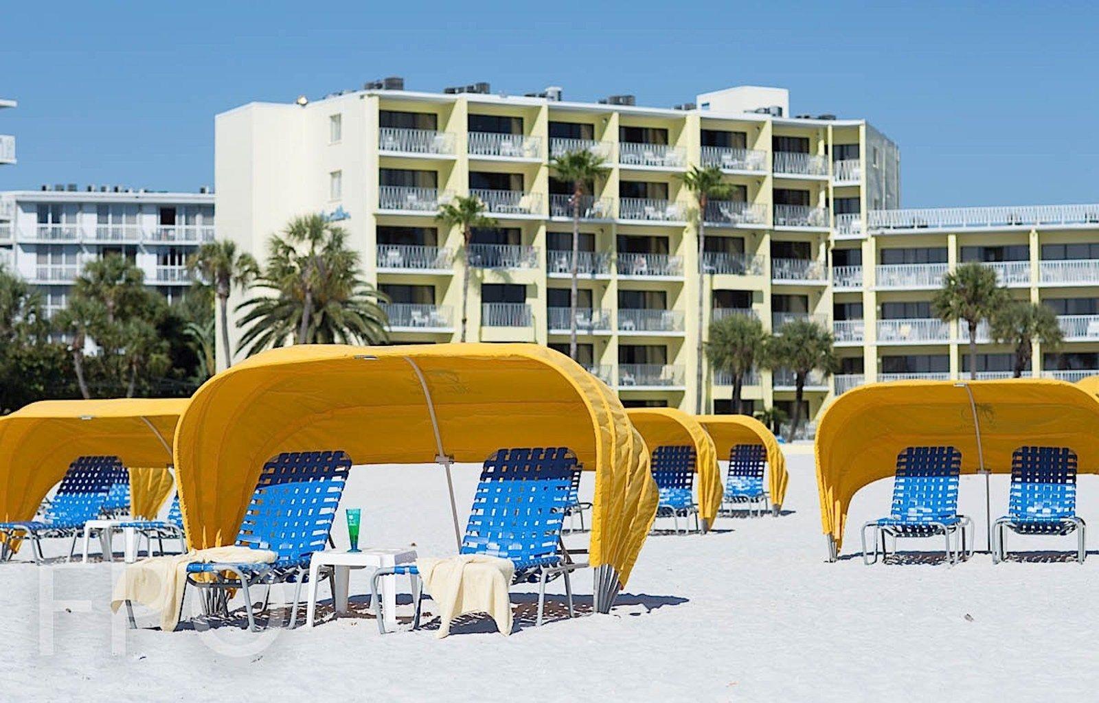St Petersburg Beach Front Suite Hotels
