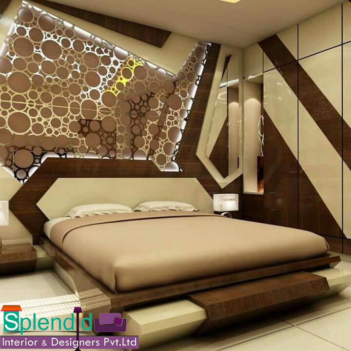 Pin By Splendid Interior Amp Designers Pvt Ltd On Bedroom