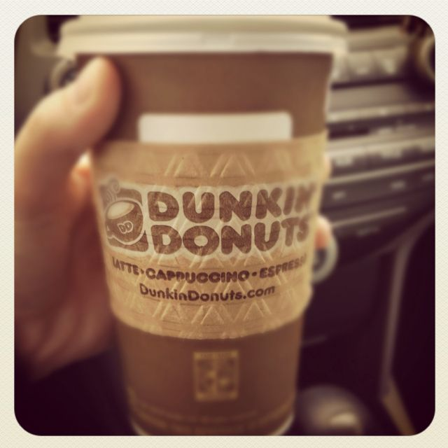 Dunkin' Donuts Latte For Life