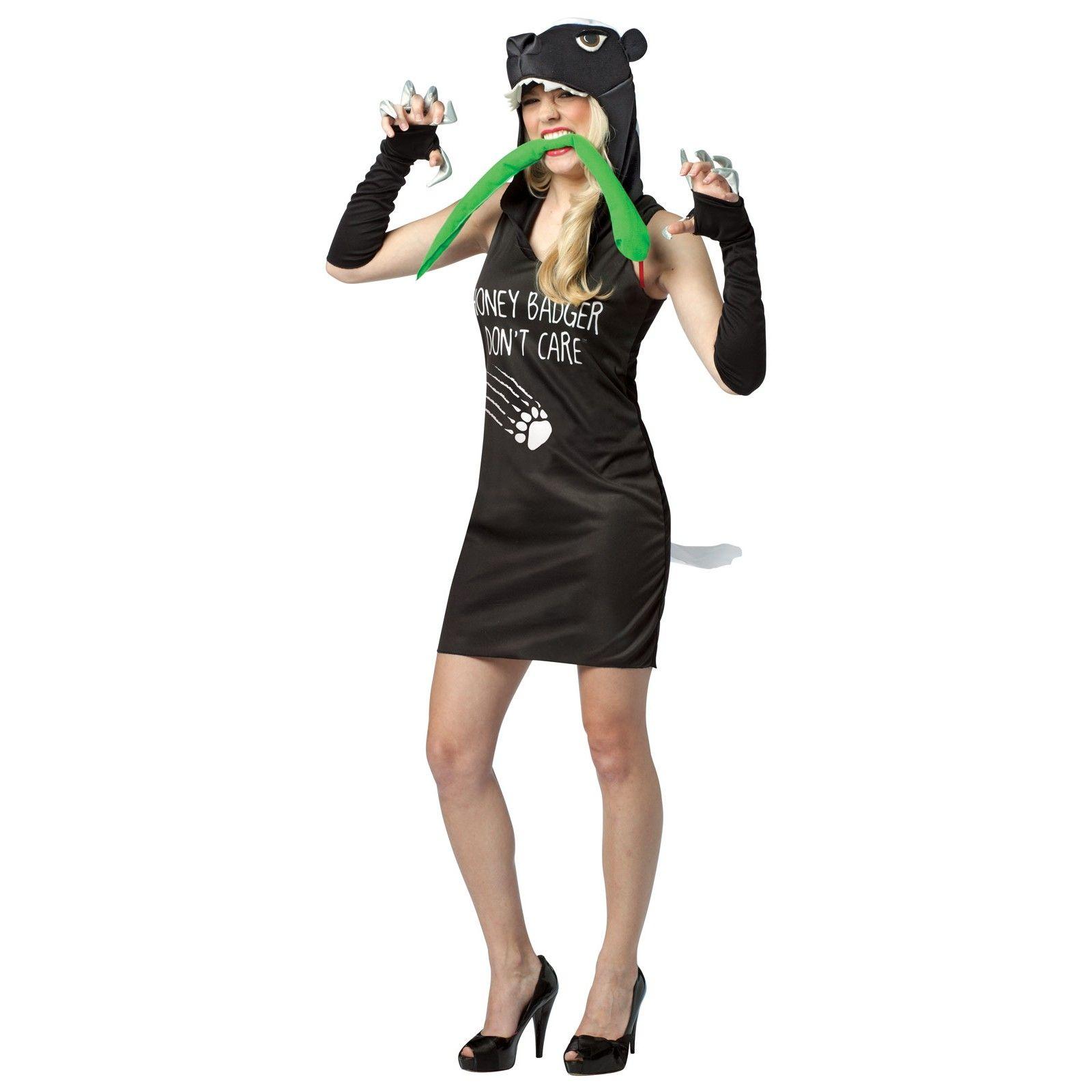 Werewolf Teen Girl Costume   Honey badger, Costumes and Halloween ...
