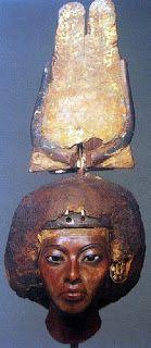 Bust of Queen Tiye