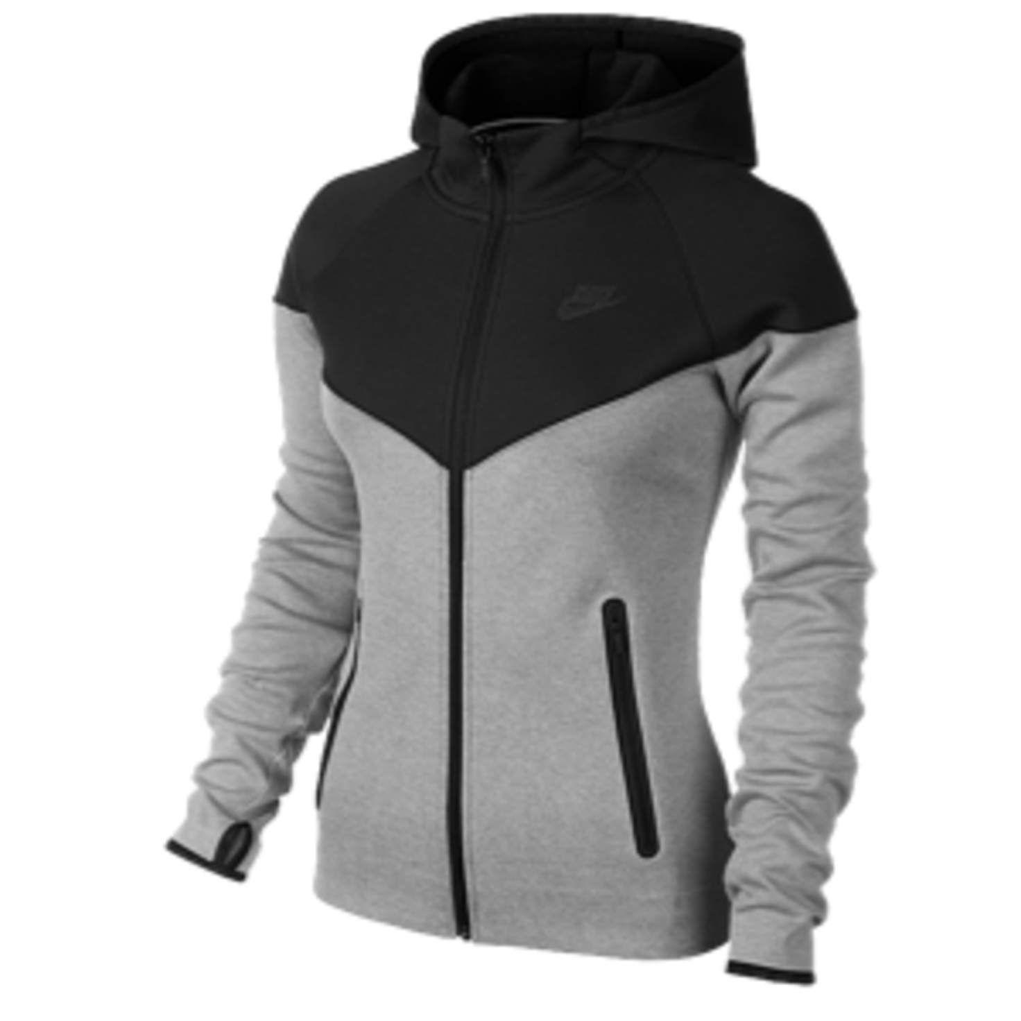 Nike Tech Fleece Full Zip Hoodie Women S Nike Tech Fleece Nike Tech Nike Tech Fleece Windrunner [ 1472 x 1472 Pixel ]