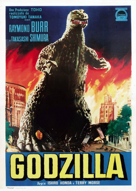 Godzilla S Revenge 1969 Japanese Movie Poster