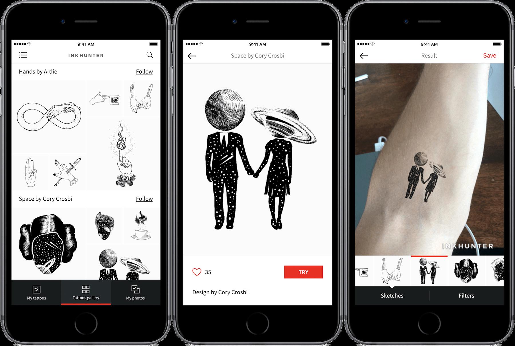 Tattoo Creator App Trick In 2020 Tattoo Design Apps Tattoo Maker Create Your Own Tattoo