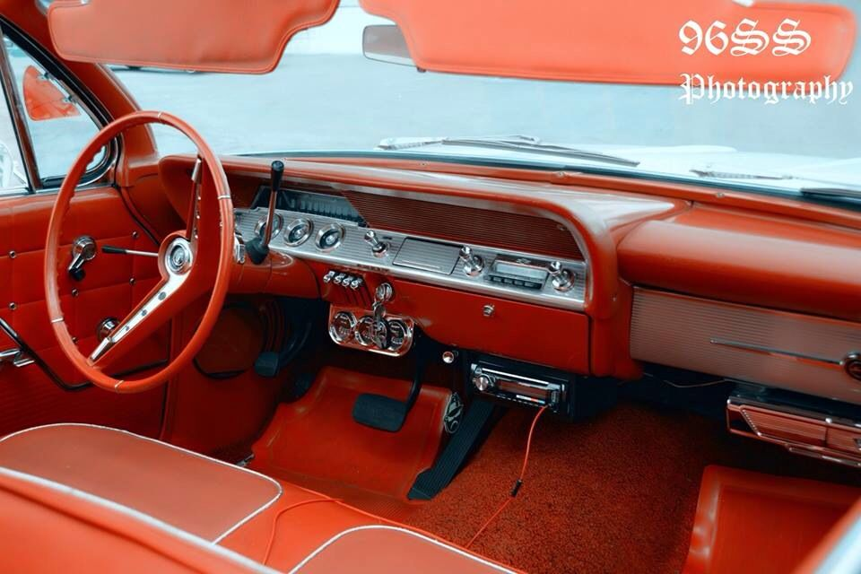 1962 Chevy Impala Interior Dream Cars Chevy Impala Cars Trucks