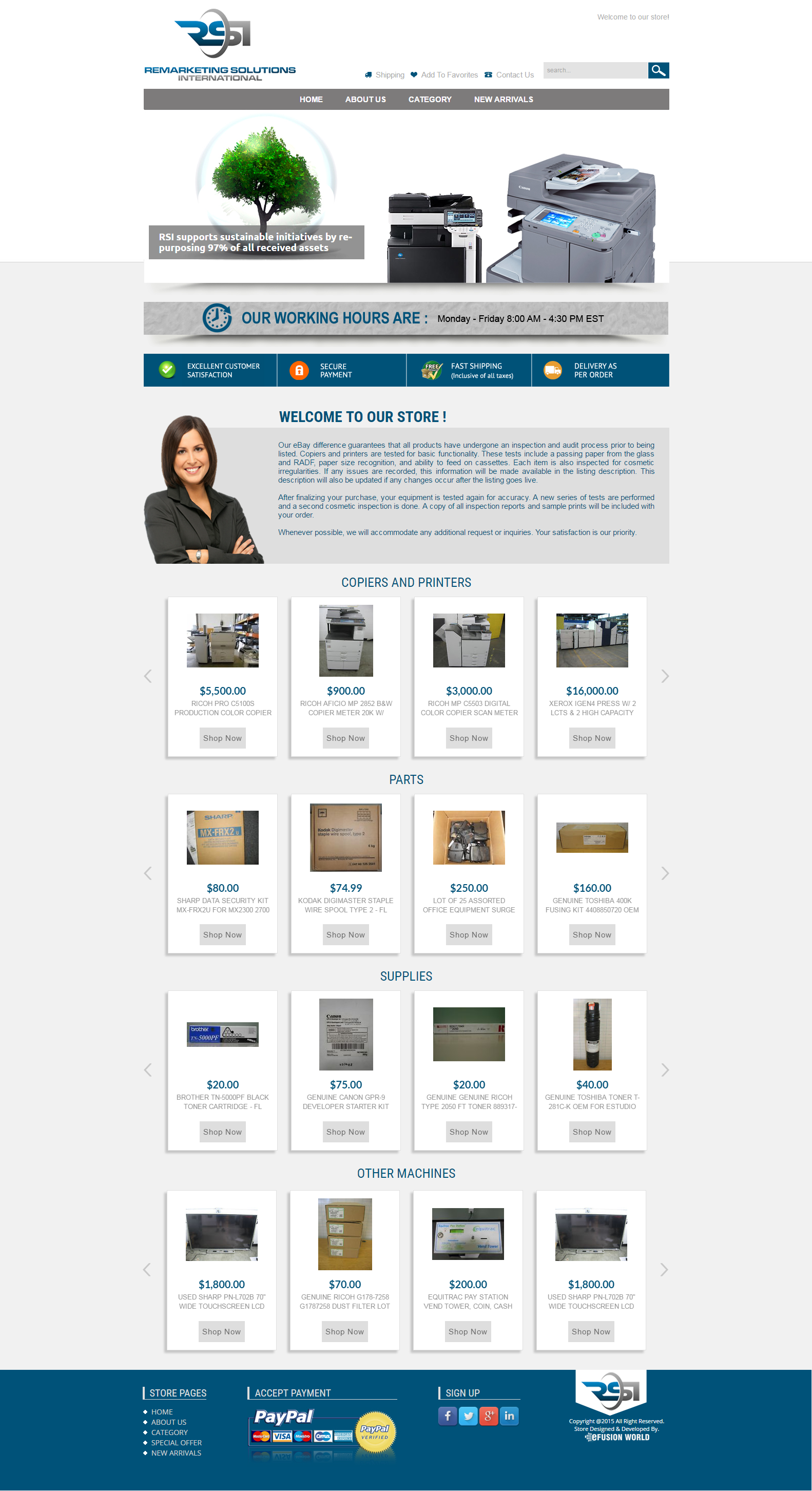 Efusionworld Is A Leading Web Design Agency Based In New Jersey We Provide Award Winning Ecommerce W Service Design Website Design Services Website Design
