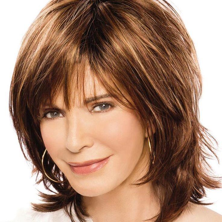 Pin Von Dahmen Auf Short Hairstyles Frisuren Haarschnitte Frisuren Schulterlang Frisuren Mittellanges Haar Gestuft