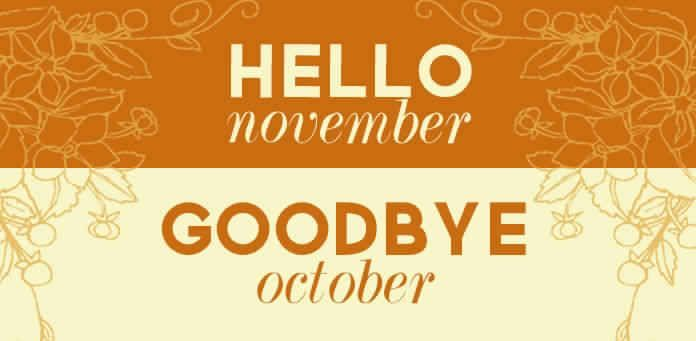 Hello November Quotes Goodbye October #hellonovember #november2018 #novemberquotes #goodbyeoctober #hellonovemberwallpaper Hello November Quotes Goodbye October #hellonovember #november2018 #novemberquotes #goodbyeoctober #hellonovemberwallpaper
