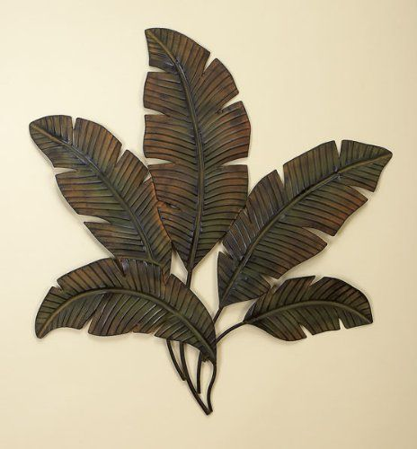 Deco 79 Metal Palm Wall Decor 35 By 34 Quot Building Our