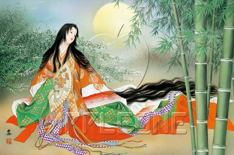 竹 取 物語 感想 かぐや姫考---『竹取物語』の出生をめぐる物語