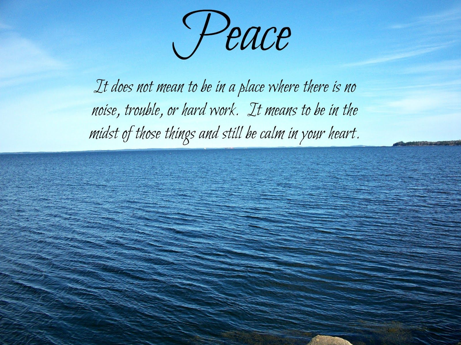 Bible Quotes About Peace Peace   calm in your heart | Inspiration | Pinterest | Peace  Bible Quotes About Peace