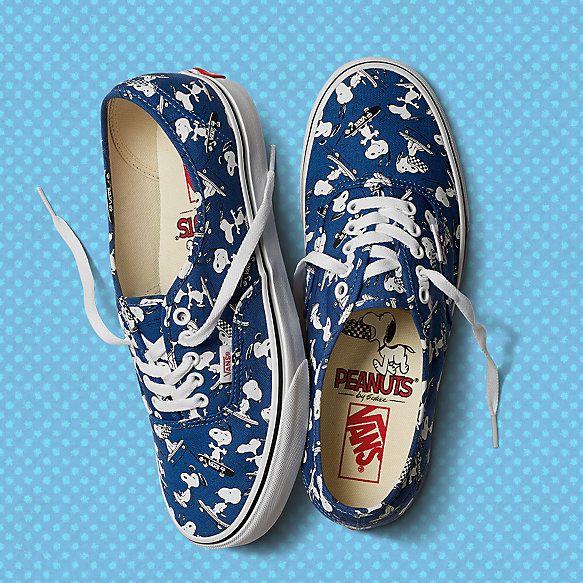 Vans x Peanuts Authentic | Shoes