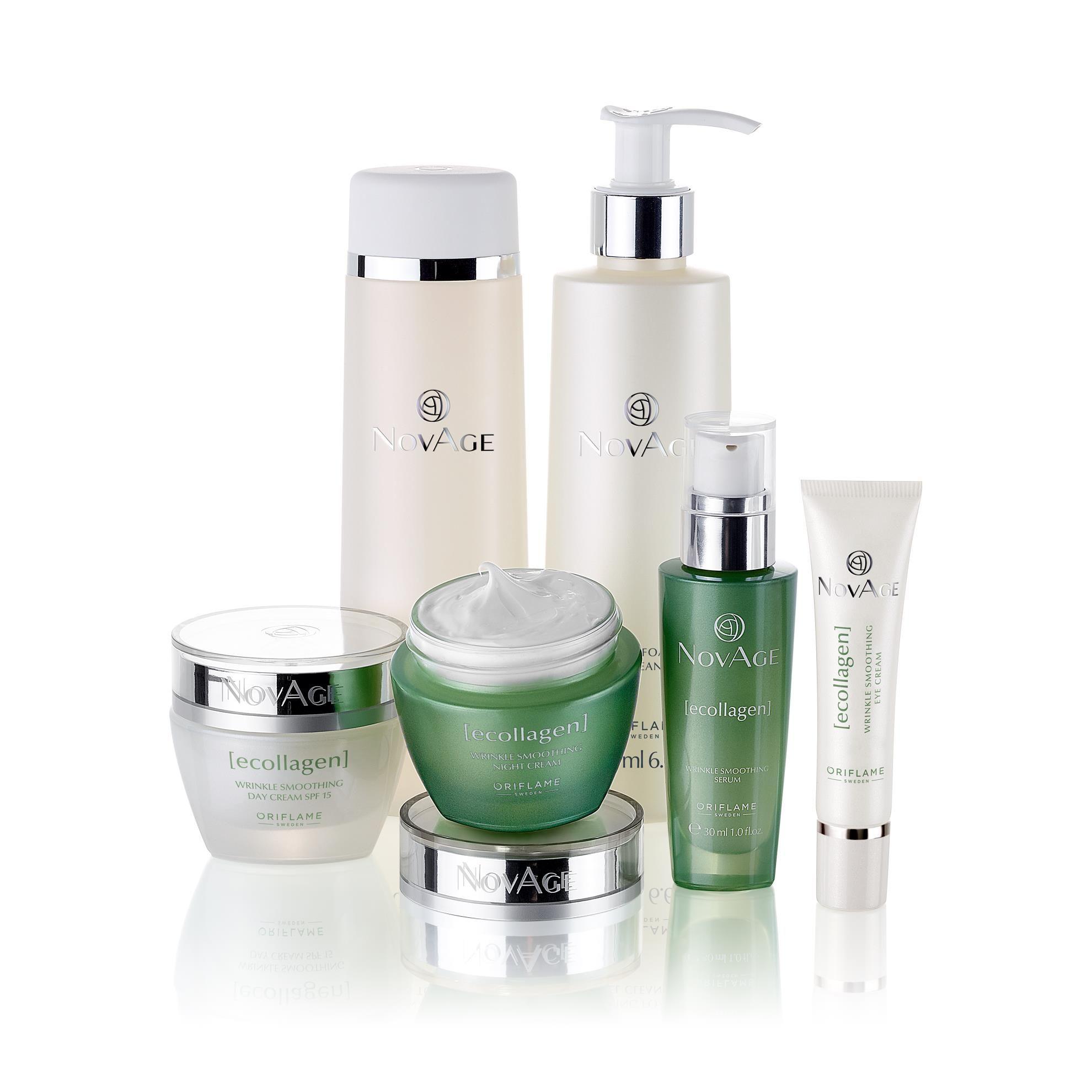 NovAge Ecollagen set Online shopping in Pakistan Skin
