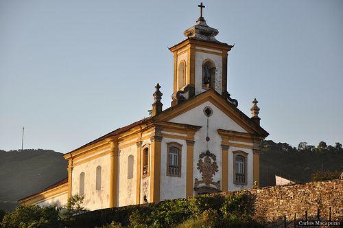 Ouro Preto   Igreja Nossa Senhora das Mercês e Misericórdia