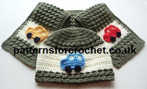 Ravelry Pfc57 Childs Hat Scarf Free Crochet Pattern Pattern By