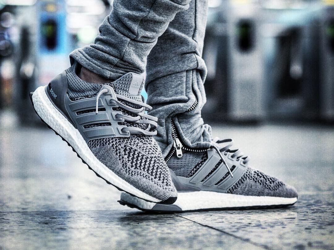 super popular b9a75 c84c0 Adidas Ultra Boost Wool Grey - 2015 (by anson1019 ...