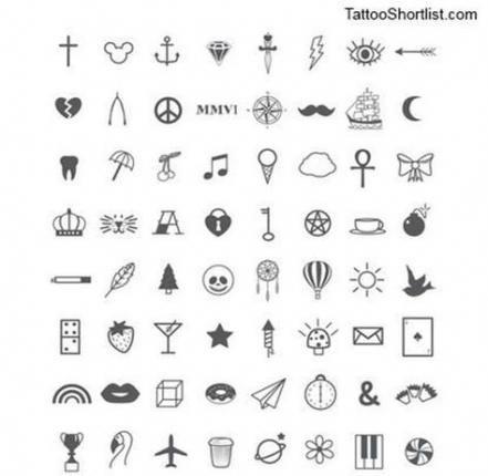 Photo of Neue Tattoo-Ideen für Männer Symbole Small 51 Ideas