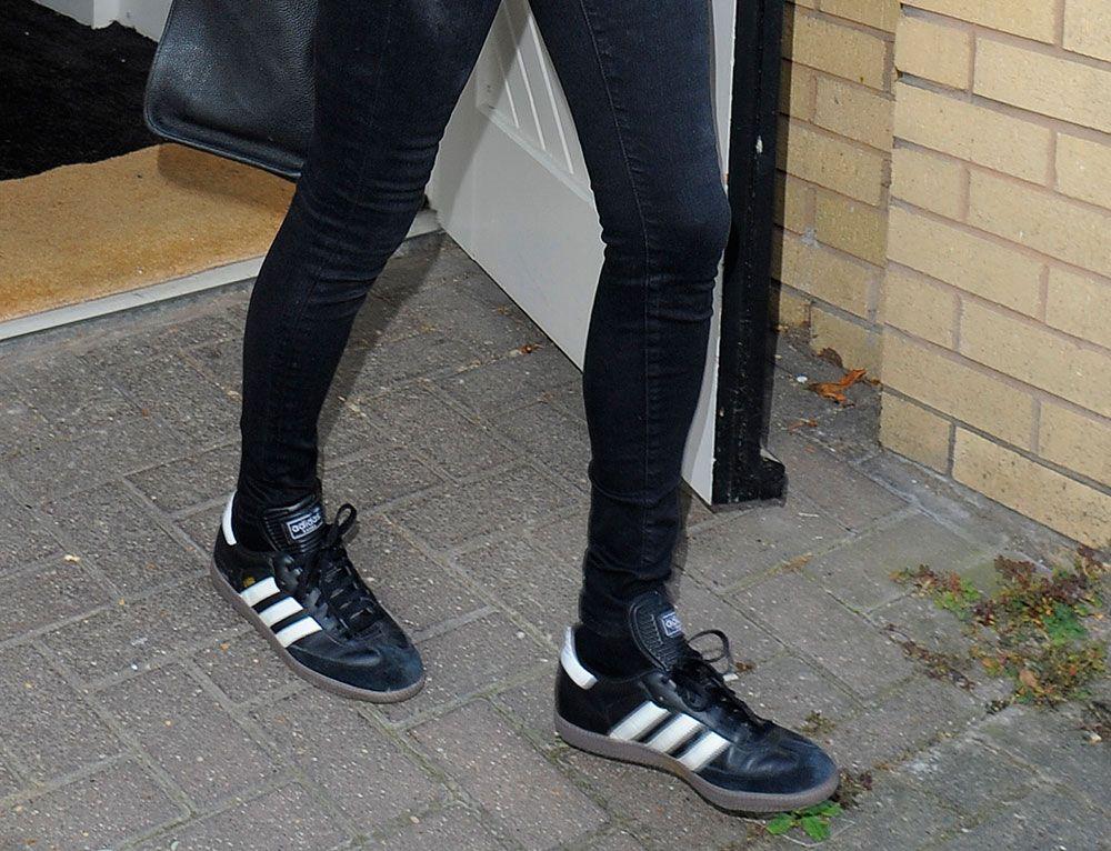 kate moss adidas samba classico scarpe pinterest