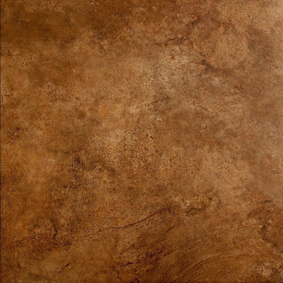 Classic 18 x 18 mesa rust glazed porcelain floor tile bathroom classic 18 x 18 mesa rust glazed porcelain floor tile dailygadgetfo Image collections